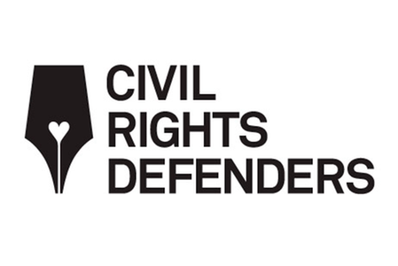 Civil rights defenders logga